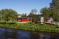 Kielosaari Riverside Cottages & Apartments & Camping