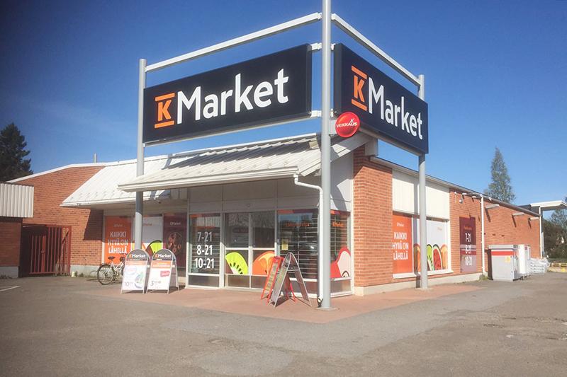 K Market Joutsensilta