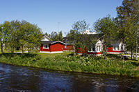 Kielosaari Riverside Cottages & Apartments & Camping