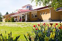 Муниципальная библиотека Пюхяйоки