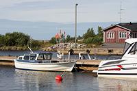 Рыбацкий порт Элявислуото